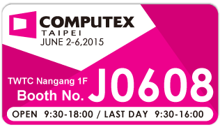 V-Color 2015 computex taipei BOOTH